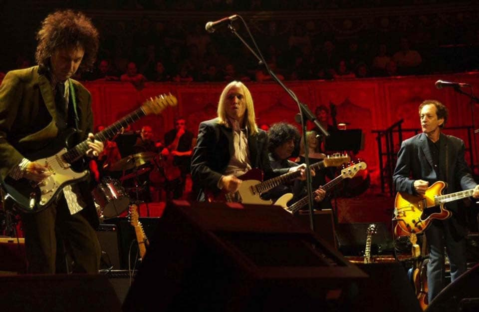 Concert for George: Mike Campbell, Tom Petty