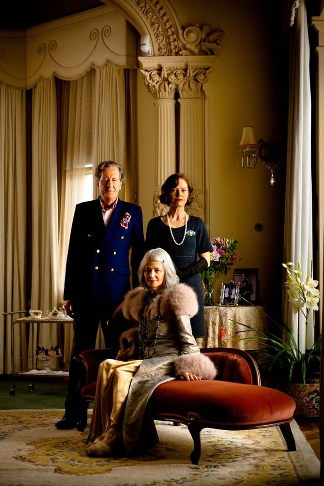 The Eye of the Storm: Geoffrey Rush, Charlotte Rampling, Judy Davis