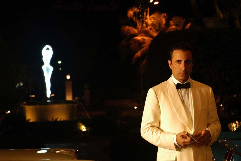 The Lost City: Andy Garcia