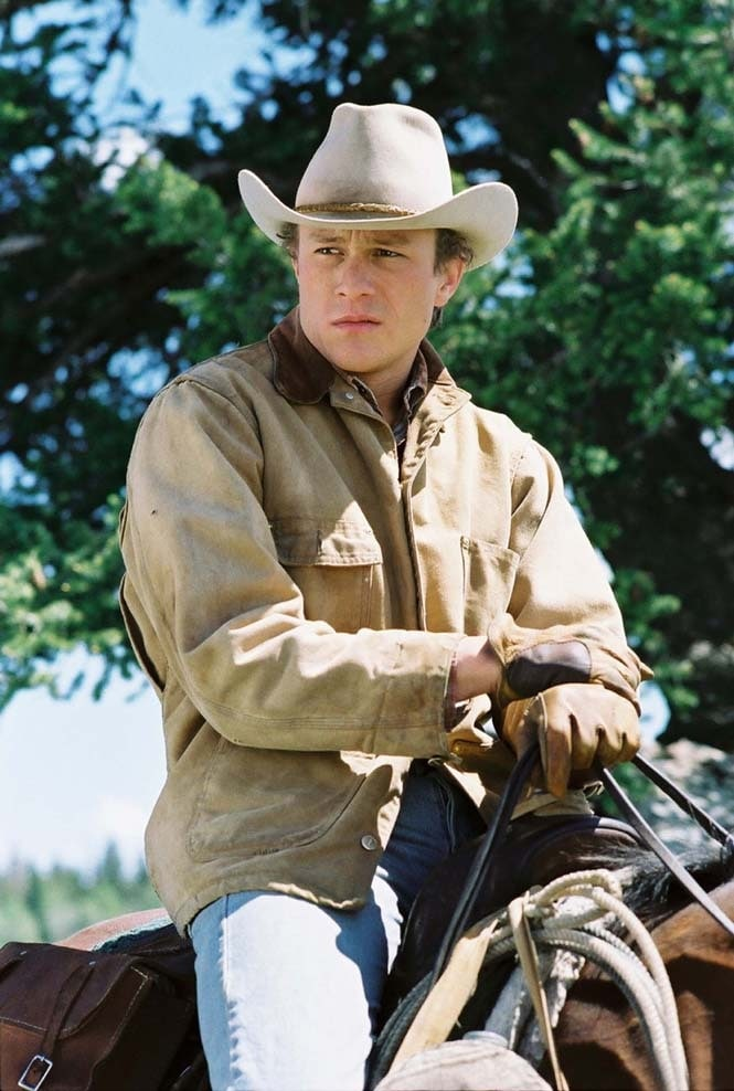 I segreti di Brokeback Mountain: Heath Ledger