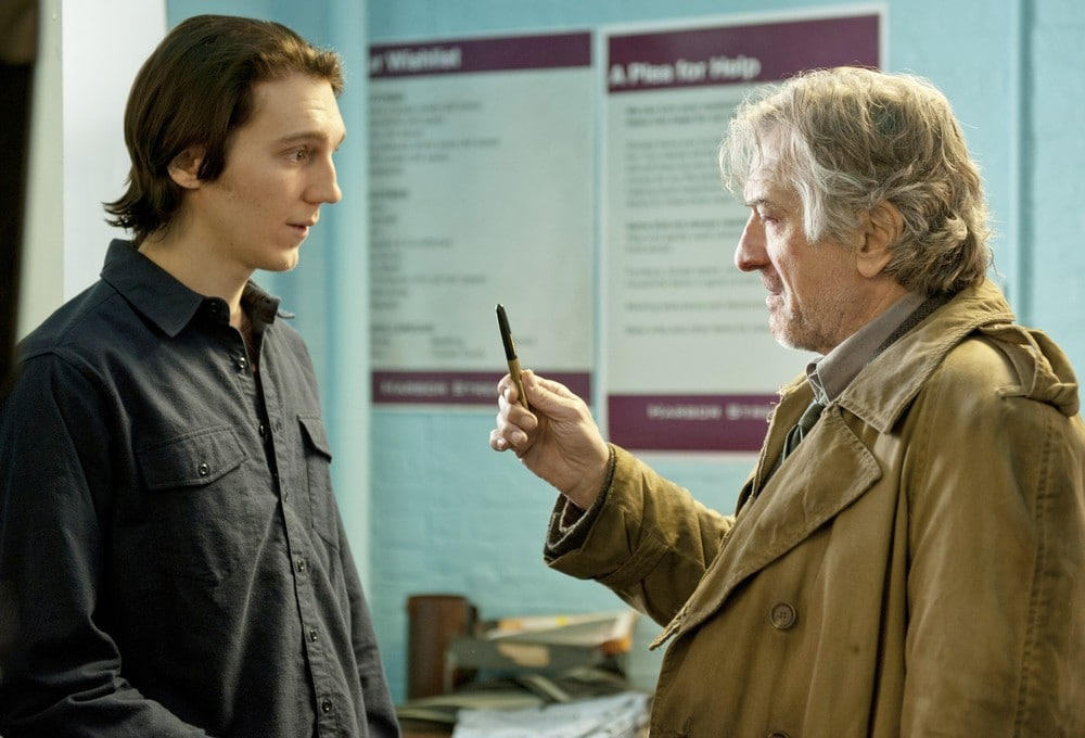 Being Flynn: Paul Dano, Robert De Niro