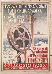 Festival di Venezia 1932