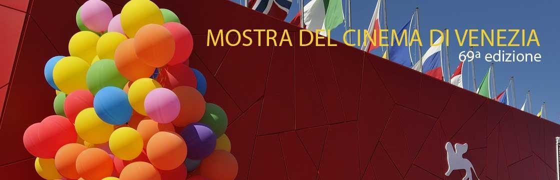 Festival di Venezia 2012