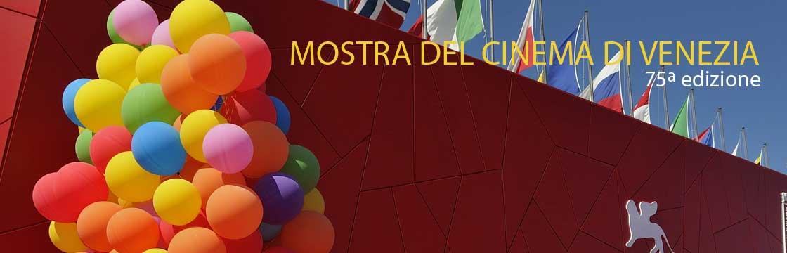 Festival di Venezia 2018